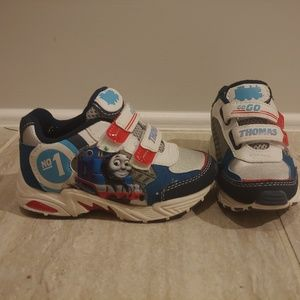 Thomas the Train Light-Up Shoes sneakers size 10M